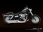 Harley-Davidson Fat Bob 2011