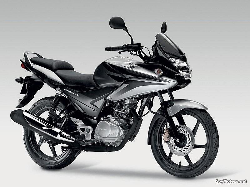 nueva honda cbf125 motos motos turismo honda. Black Bedroom Furniture Sets. Home Design Ideas