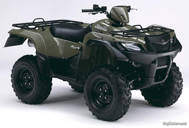 nuevo suzuki king quad 500 axi motos quads suzuki. Black Bedroom Furniture Sets. Home Design Ideas