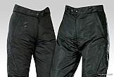 Pantalones Mac Adam Seville: protección en moto para él y paraella