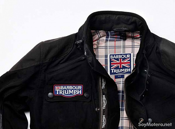 Chaqueta Tipo Barbour