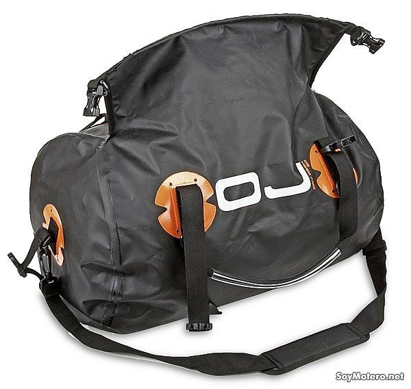b71a6a9adc6 Nuevas bolsas impermeables para moto OJ Dry | Motos | Accesorios ...