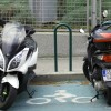 Parking de motos en Madrid