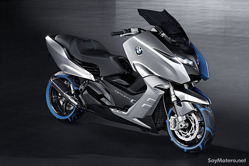 bmw pone en producci n su scooter concept c motos scooter 125 bmw. Black Bedroom Furniture Sets. Home Design Ideas