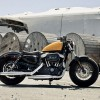Harley-Davidson Forty-Eight 2012: Chrome Yellow