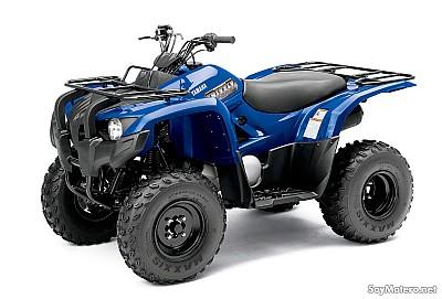 Yamaha Grizzly X