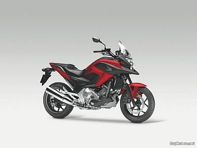 Honda Nc700x Ficha Técnica Fotos Vídeos Comentarios Y Más