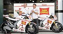 El San Carlo Honda Gresini utilizará chasisFTR