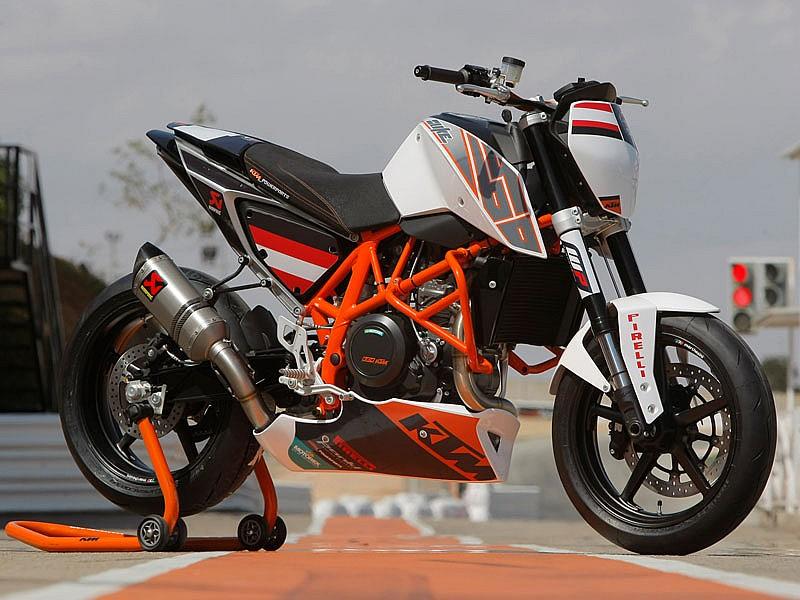 5bc3300ea1 KTM presenta la 690 Duke