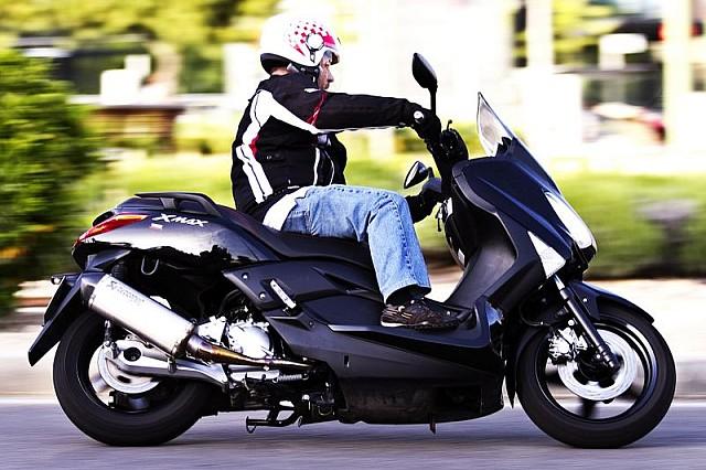 prueba yamaha x max 250 el scooter perfecto motos yamaha scooter 125. Black Bedroom Furniture Sets. Home Design Ideas