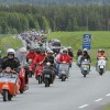 Vespa World Days 2012 ruta