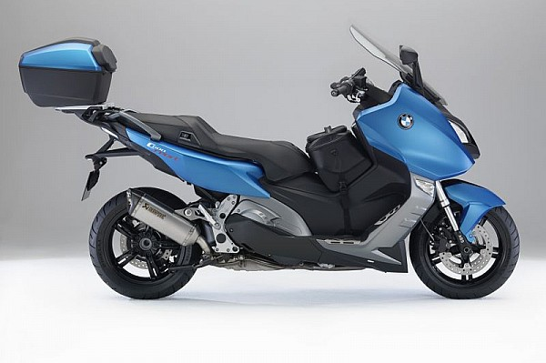 accesorios para el bmw c 600 sport motos accesorios. Black Bedroom Furniture Sets. Home Design Ideas