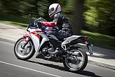 Prueba Honda CBR250R: me lapido