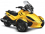 Can-Am Spyder ST Roadster 2013
