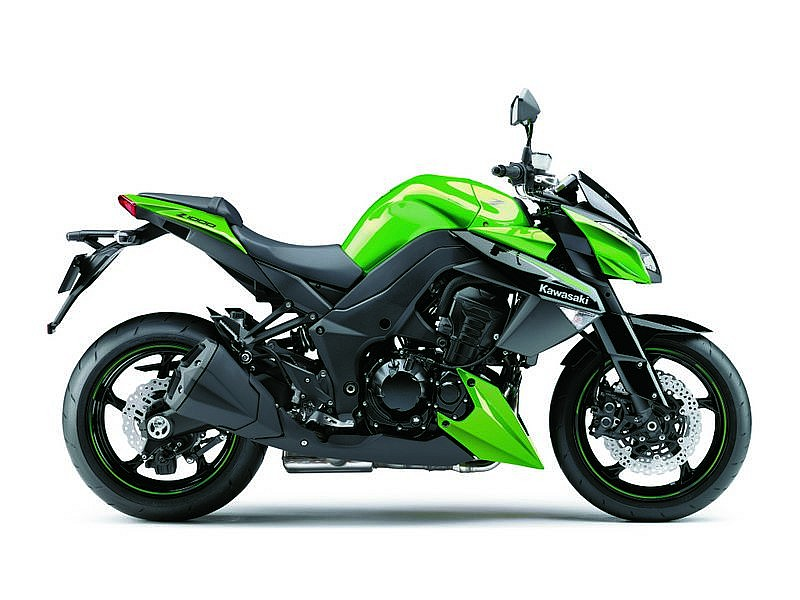 Kawasaki Z Screen