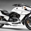 Honda DN-01 color blanco perlado