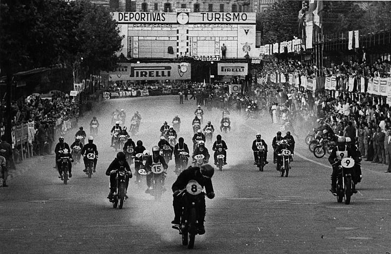 Resultado de imagen de circuit de montjuic motos