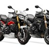 Triump Speed Triple y Speed Triple R