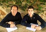 Salom y Viñales, al Tuenti HP 40 de Sito Pons en 2014