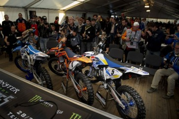 Husqvarna TC300 MX 2T 2014