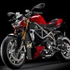 Ducati Streetfighter - Guardabarros delantero de carbono
