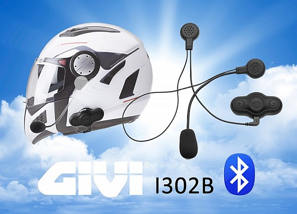743d0049c66 Ya está disponible el intercomunicador GIVI I302B | Motos ...