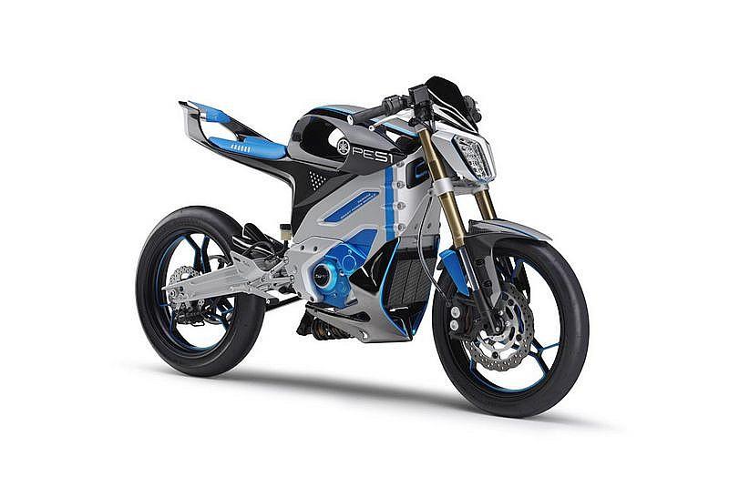 yamaha pes1 y ped1 concept en el tokyo motor show motos prototipos motos naked el ctricas. Black Bedroom Furniture Sets. Home Design Ideas
