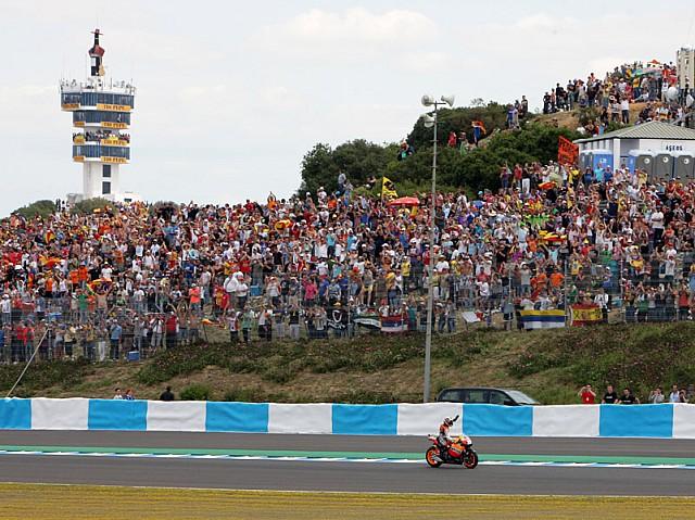 Circuito Jerez : El circuito de jerez bajo foco la justicia motos