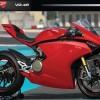 Ducati Vr46 By Steven Galpin Un Sue 241 O Imposible Motos