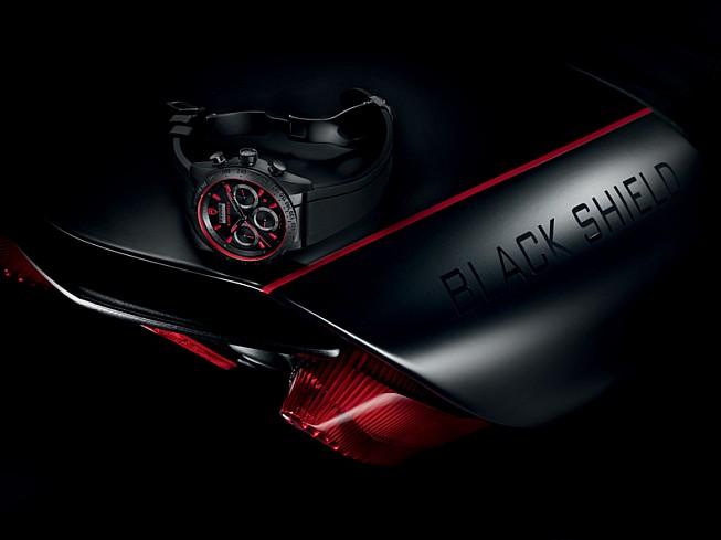 Ducati Diavel Black Shield