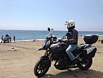 Turismo de sol, playa ymoto