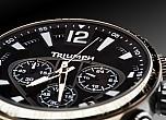Relojes Triumph 2015: Esencia clásica y almadeportiva