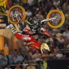 Red Bull X Fighters Madrid - Dany Torres con la camiseta del futbolista Fernando Torres