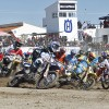 Salida de la Superfinal MX1-MX2.