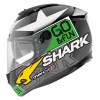 El casco oficial de Scott Redding, en el modelo Shark Speed R Carbon.