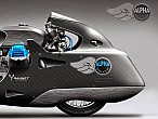 La marca española de motos Alpharesucita