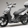 Kymco Agility City 125 - Blanco