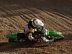 Los verdes se imponen en Fuente Álamo: victorias de Maxime Lesage en SX1 y Joan Cros en SX2