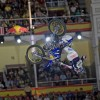 Red Bull X-Fighters Madrid 2009 - salto de Robbie Maddison
