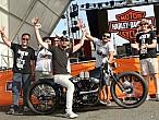 Rocket: ganadora del Custom Bike Show BCN H-D 2015