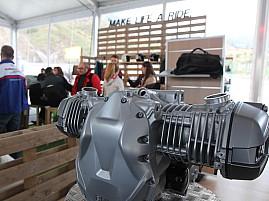 Galería de fotos BMW Motorrad Days Formigal 2015