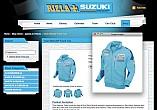 Nueva tienda online del equipo Rizla SuzukiMotoGP