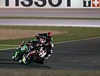 SBK Qatar 2015: Torres y Haslam se reparten lostriunfos