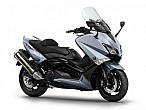 Yamaha TMax 530 Lux Max, scooter delujo