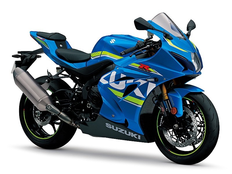 la suzuki gsx r 1000 llegar en 2017 motos suzuki motos sport. Black Bedroom Furniture Sets. Home Design Ideas
