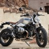BMW Nine T Scrambler.