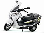 Suzuki comercializará el Burgman Fuell Cell en 2016