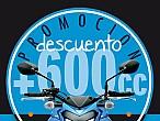Las Suzuki de Namura Bikes por 1 € menos el centímetrocúbico
