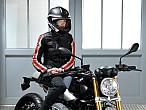 BMW Vision Head-up Display: el casco con visor en lapantalla
