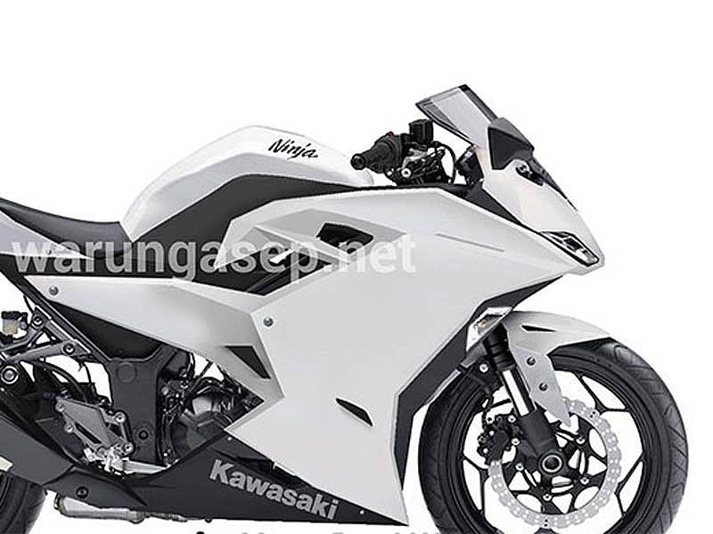 ¿Nueva Kawasaki Ninja 300 2017? | Motos | Kawasaki | Motos